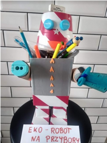 Tymoteusz robot