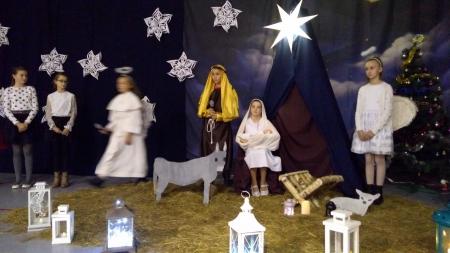 Spotkanie bożonarodzeniowe oraz kiermasz ozdób świątecznych