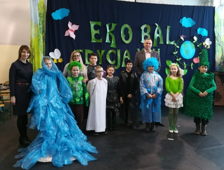 XXI Edycja Gminnego Konkursu EKO-BAL