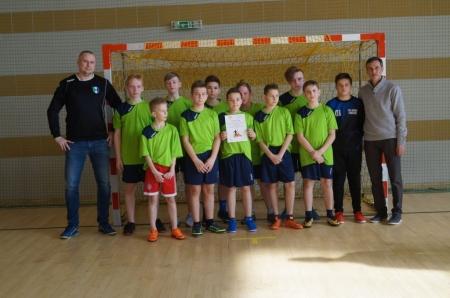 Powiatowe Mistrzostwa w Mini Piłkę Ręczną