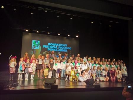 Powiatowy Festiwal Piosenki Popularnej