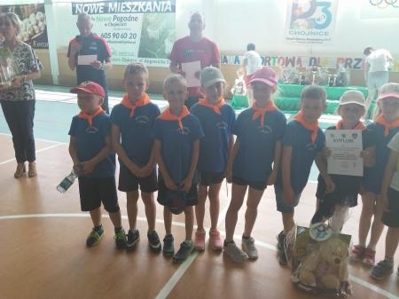 Olimpiada Sportowa dla Przedszkolaków