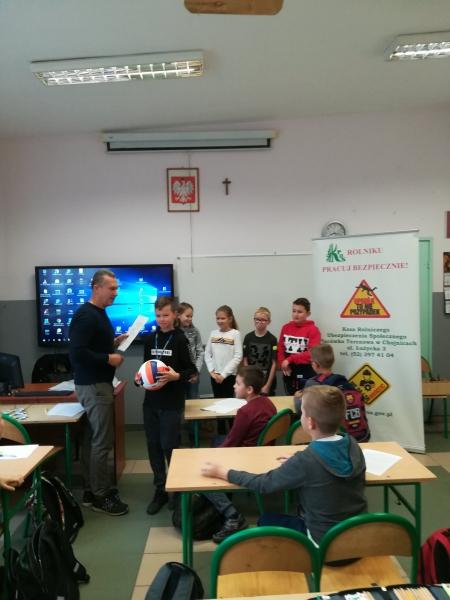 Spotkanie z przedstawicielami Placówki Terenowej KRUS