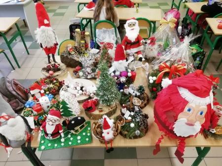 Szkolny konkurs Najzabawniejszy Święty Mikołaj