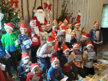 Wycieczka do Ścierniska - do Wioski Świętego Mikołaja