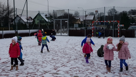 Zima w przedszkolu