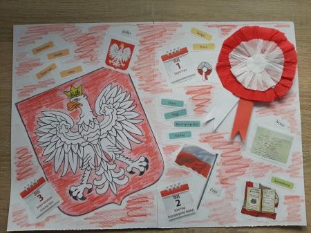 Finał konkursu o tematyce patriotycznej z okazji Święta  Narodowego 3 Maja