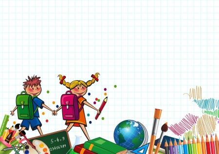 Wyprawka szkolna dla klasy pierwszej