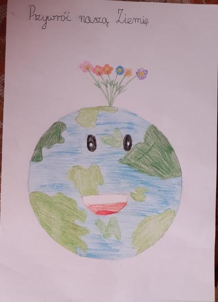 Rozstrzygnięcie szkolnego konkursu z okazji Dnia Ziemi