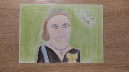 Rozstrzygnięcie szkolnego konkursu My favourite member of The Royal Family