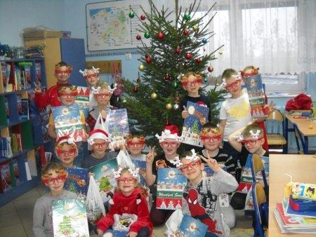Święty Mikołaj jak co roku o nas pamiętał