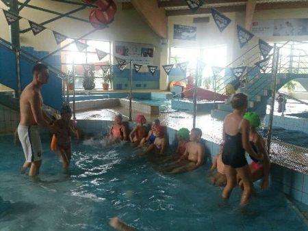 Kolejny rok zajeć na basenie rozpoczęty